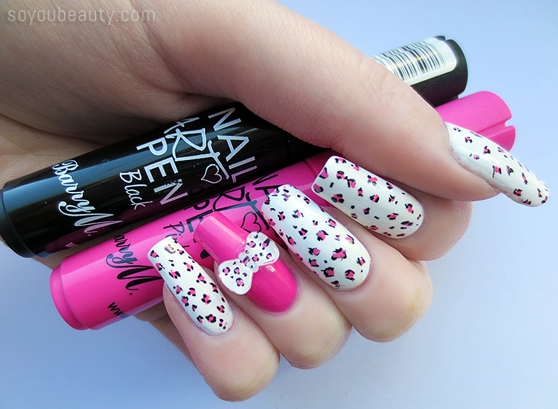 leopard nail art - Best Of Nail Art